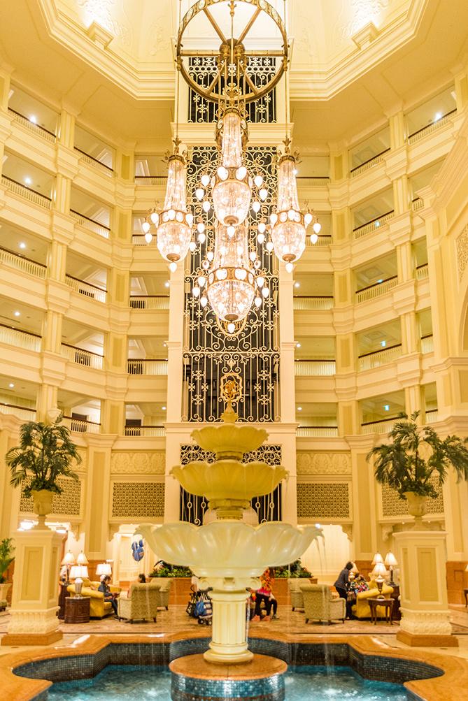 ホテル ディズニーランド