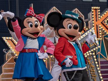 【TDS】新ショー「ハロー、ニューヨーク!」観賞ガイド!場所・時間・キャラクターまとめ