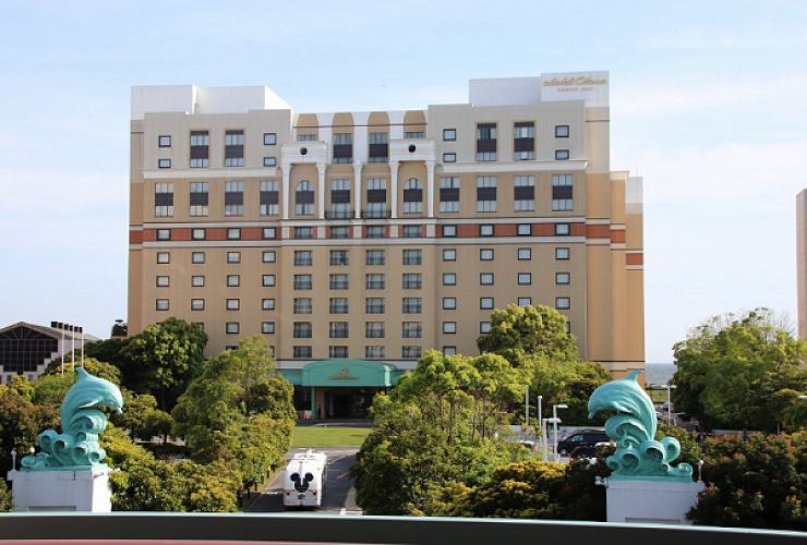 【ホテルオークラ東京ベイ】おすすめのディズニーオフィシャルホテル!客室&レストランまとめ!