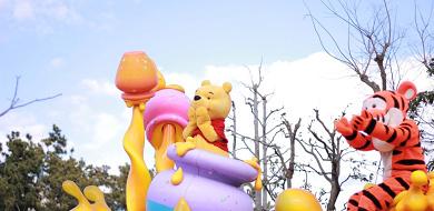 ディズニーシーに隠れミッキーならぬ隠れプーさんがいる!?