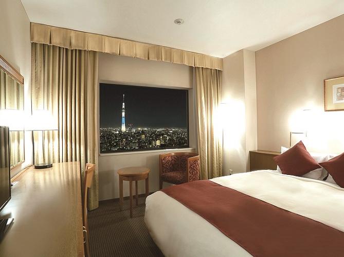 ディズニー旅行に行くならこのホテル!第一ホテル両国