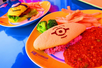 【USJ】おすすめレストラン朝・昼・おやつ・夜別ランキングまとめ♡レストラン選びの参考に!