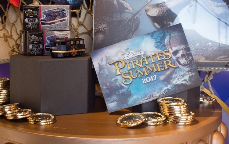 2017夏パイレーツサマーお土産グッズ35選!ディズニーシーの海賊デザインTシャツやキーチェーン