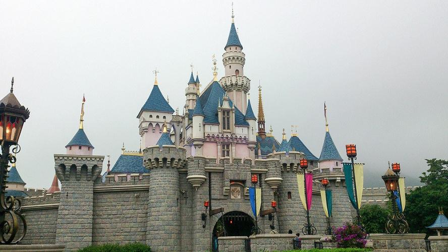 2017旅行記!香港ディズニーのチケット・ホテル予約法とおすすめアトラクション・ショー・レストラン