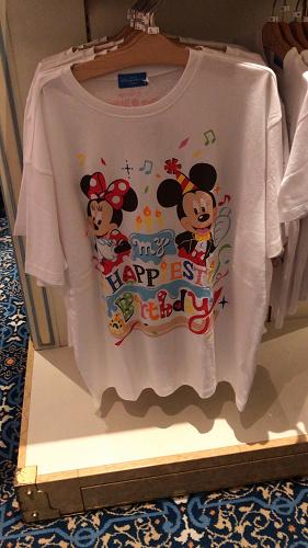 ディズニーで買えるTシャツ7選。カップル・親子・友達と!
