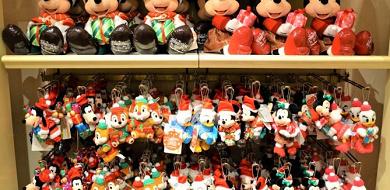 【11/1発売】ディズニークリスマス2017お土産グッズ!TDL「クリスマスファンタジーグッズ」はミッキーサンタが目印