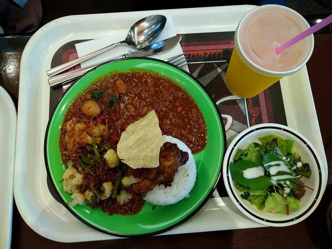 【USJ】ユニバで食べられる絶品カレー全5種類!子供向けキッズメニューやミニオンのカレーも