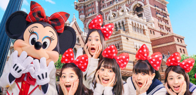 【2020】ディズニー高校生コーデ10選!春キャン向けのコーデポイント&ファッショングッズまとめ!