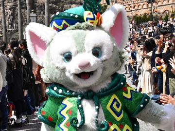 【ダッフィーの猫のお友達】ジェラトーニとは?プロフィール&グッズ・ショーまとめ!