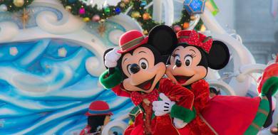 【混雑予想】2018年11月はディズニークリスマス!3連休&休日に注意!冬のコーデ&持ち物も!