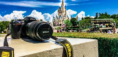 【必見】ディズニー向けカメラ!一眼レフ&ミラーレスカメラまとめ!アプリでの画像加工の方法も!
