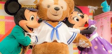 【ダッフィー】プロフィール&グッズまとめ!TDSのグリーティング&ショー情報!