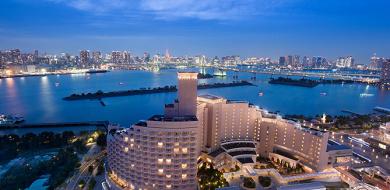 【ヒルトン東京お台場】グッドネイバーホテルでディズニー&東京観光!ブッフェレストランも!