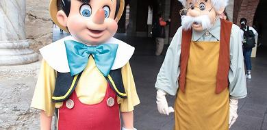 ディズニー映画ピノキオの原作とは?100年以上前に書かれた「ピノッキオの冒険」