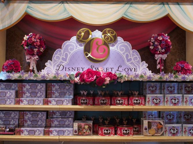 【1/9発売】ディズニーバレンタイン2018チョコ18種類!ディズニー・スウィート・ラブで気持ちを伝えよう