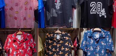【5/18発売】ディズニーファッショングッズ20選!夏向けTシャツ&シャツ・キャップ・ルームウェア!