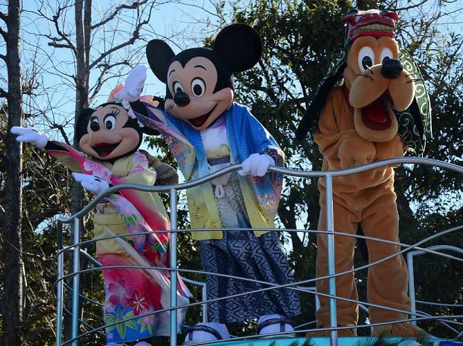 【最新】2018年ディズニーお正月イベントリポート【ディズニーランド編】