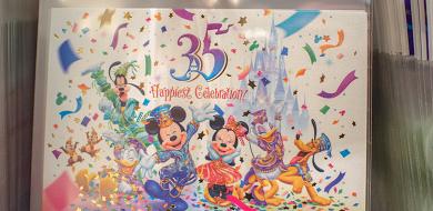 【ディズニーポストカード】ランド&シーで買えるおすすめ10選&パーク内での送り方