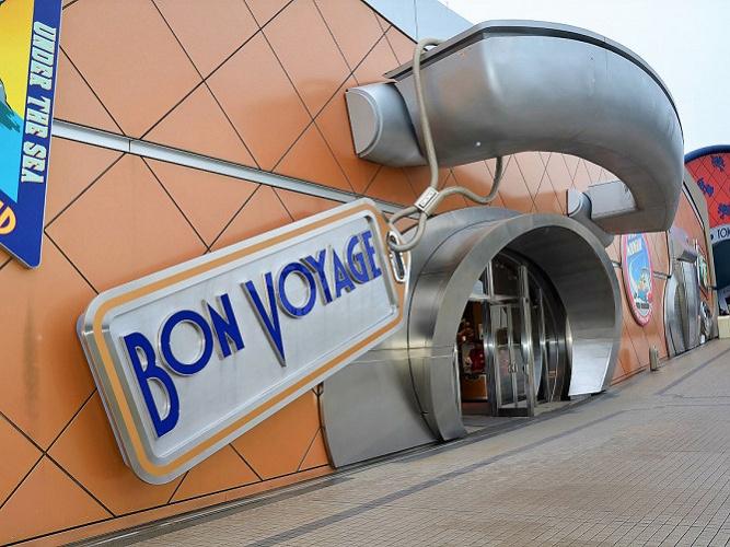 【2021】ボン・ヴォヤージュの営業時間&ディズニーグッズまとめ!舞浜駅すぐのショップでお土産を