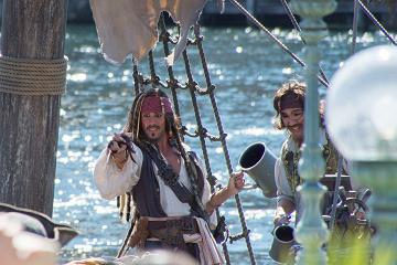【名言集】キャプテン・ジャック・スパロウの名言&プロフィール!ジョニー・デップ演じる大海賊!