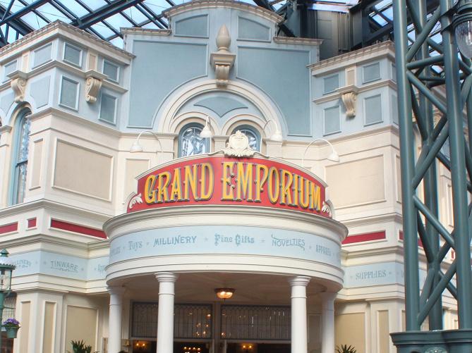 【完全網羅】ディズニーランドのショップ全46店舗!お土産・グッズ&場所