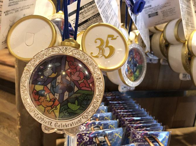 【最新】ディズニー35周年「ハピエストメモリーメーカー」値段&販売場所!Happiest Celebration!グッズ