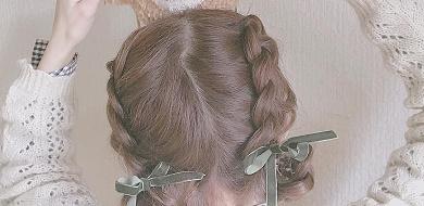 【最新】ディズニーの髪型25選!カチューシャに合うミディアム~ロングの簡単ヘアアレンジ