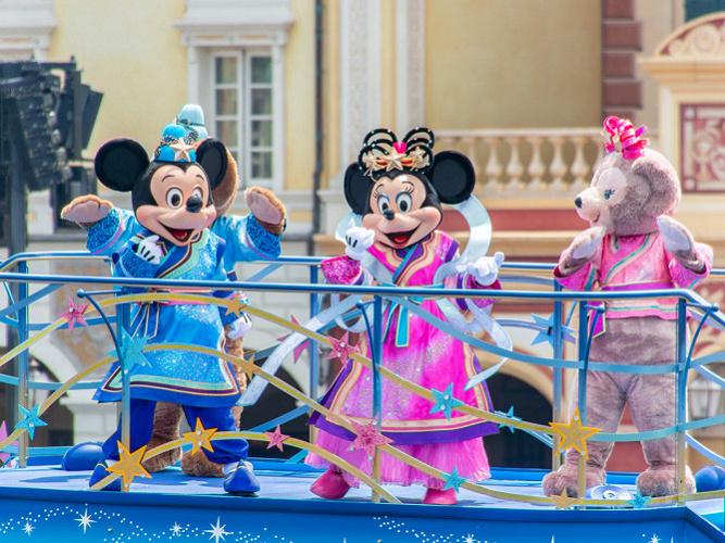 【最新】ディズニー七夕デイズ2018お土産グッズ&ショーパレード情報!ドナルドダックの誕生日プログラムも開催!