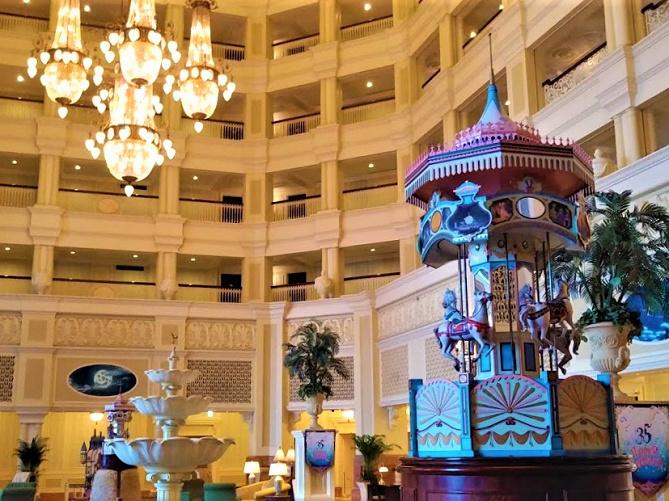 ディズニーホテルの厳選ランチ9品☆手軽&豪華なメニューを味わおう!レストラン予約も