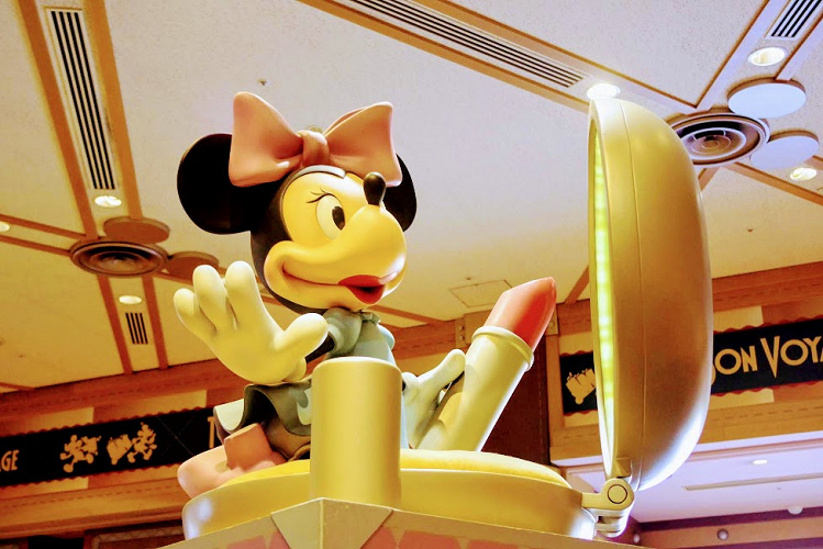 【ディズニーメイク術】1日ディズニーで気にせず遊べるメイク&メイクアイテムまとめ!