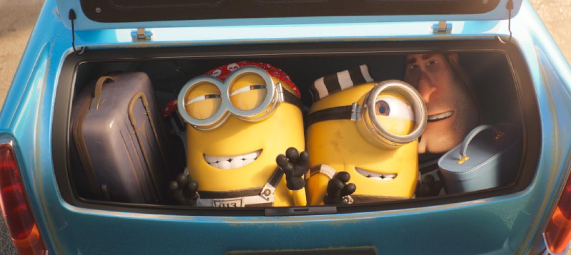 【映画】ミニオンズが主役の映画&短編は全4作品!最新作『ミニオンズフィーバー』のあらすじも!