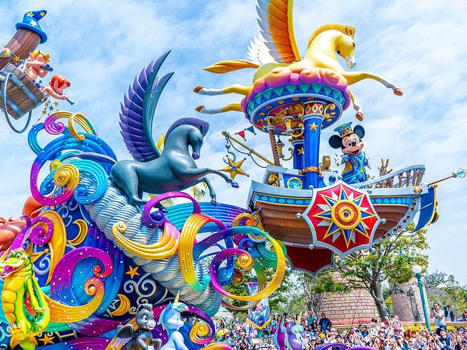 【2018】ディズニーランド&シー総集編!イベント&話題になったグッズ振り返り!