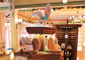 【香港ディズニーランド】名前入りイヤーハットの作り方!ダッフィー&シェリーメイの値段や販売店舗