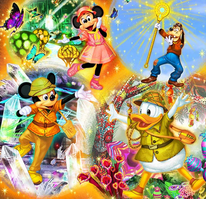 周年 20 ディズニー シー
