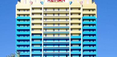 【ホテル京阪 ユニバーサル・シティ】パーク気分が続く!子連れ&女子旅にオススメのUSJオフィシャルホテル