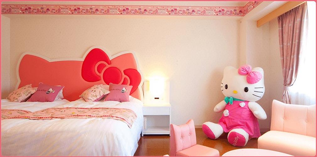 ハーモニーランド周辺のおすすめホテル12選!キャラクタールームがあるオフィシャルホテルも!