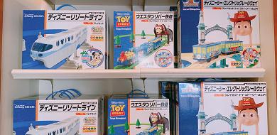 【ディズニープラレール】販売店舗&値段!キャラクター&アトラクションモチーフまとめ!