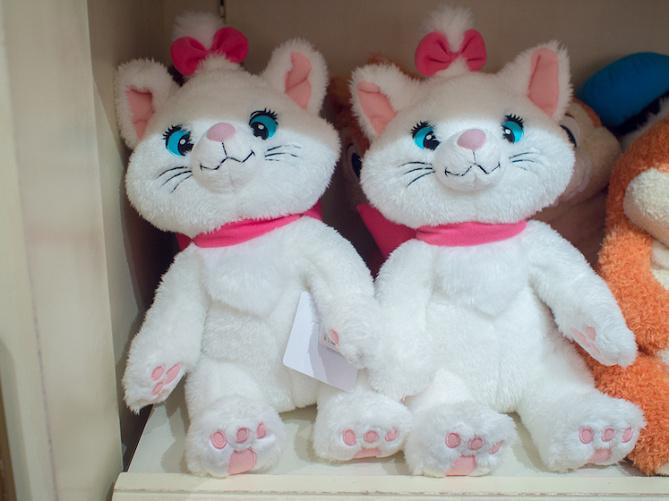 【ディズニー】子猫の「マリー」プロフィール&グッズ!『おしゃれキャット』など出演作品&トリビア!
