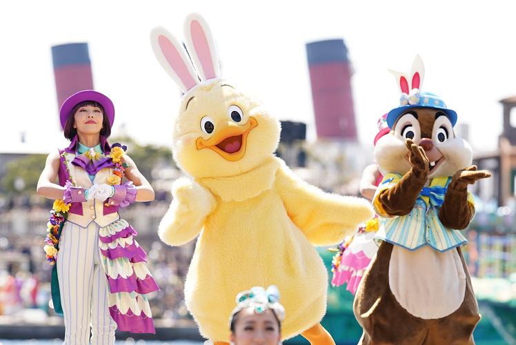 【2019】ディズニーシーイースター徹底ガイド!うさピヨが新登場!ショー・グッズ・メニュー・混雑まとめ!