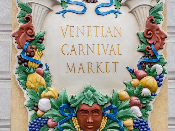 【TDS】キッチン雑貨ならヴェネツィアン・カーニバル・マーケット!食器やお弁当箱も