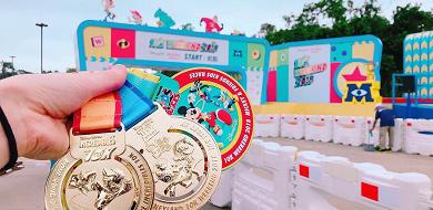 【必見】ディズニーマラソンとは?内容・魅力・特典まとめ!開催場所や開催スケジュールも!