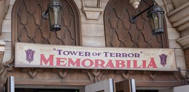 【ディズニーシー】タワー・オブ・テラー・メモラビリアを解説!バックグラウンドストーリー&グッズも!