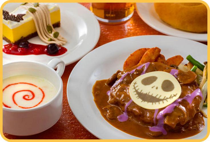 【最新】ディズニーハロウィーン2019フードメニュー<ランド編>スペシャルセット・食べ歩き・スーベニア付き