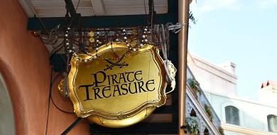 【ランド】パイレーツトレジャーは海賊グッズの販売店!パイレーツ&海賊ミッキーのお土産も♪