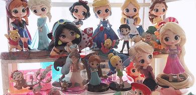 【大人気】ディズニープリンセスフィギュア5選!Qposketシリーズがゲームセンターのプライズに登場!
