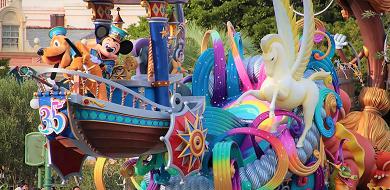 【2019】ディズニー歴代周年イベント!ホーンテッドマンション&リトルマーメイドもアニバーサリーイヤー!