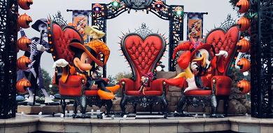 【2019】ディズニーカップル仮装6選!コーデ例&ポイントまとめ!仮装のルールについても!