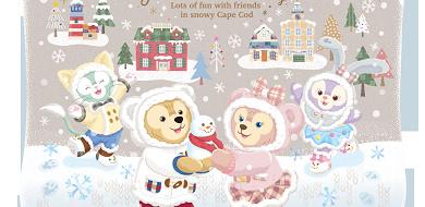 【最新】ダッフィークリスマス2019グッズまとめ!「ウインターホリデー」デザインのTDS限定お土産!