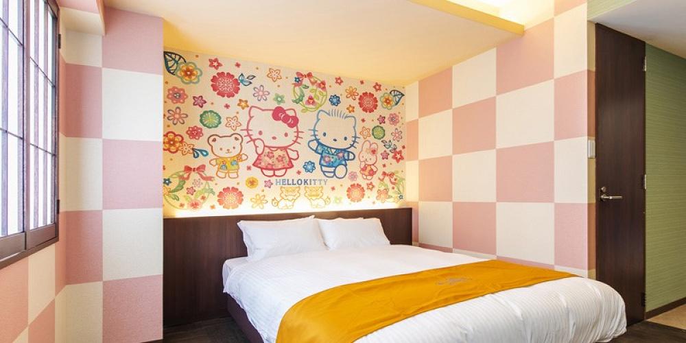 【ニューオープン】ホテル沖縄 with サンリオ キャラクターズ!客室タイプ、アクセス、魅力を解説