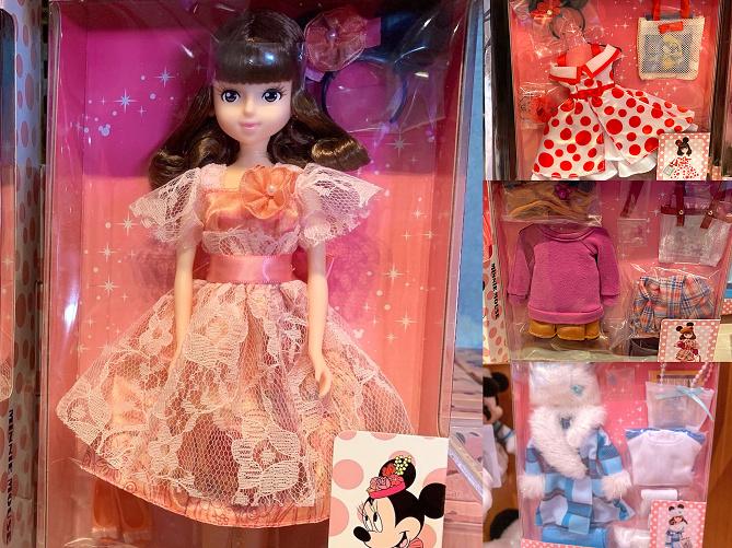 【2019】ディズニー新作ファッションドール&コスチュームまとめ!値段&販売場所も!
